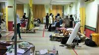 5 RS di Kota Mataram Masih Bisa Operasi Korban Gempa Lombok (Biro Komunikasi dan Pelayanan Masyarakat)