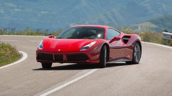 Lini produk Ferrari di Indonesia akan bertambah seiring dengan rencana peluncuran Ferrari 488 GTB