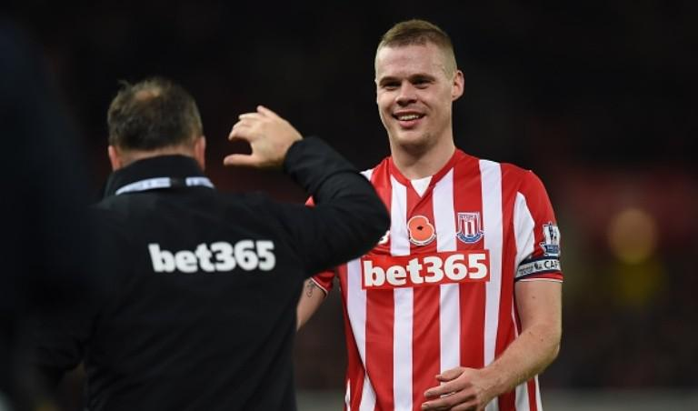 Ryan Shawcross (AFP/Paul Ellis)