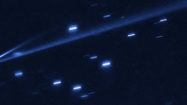 Asteroid Misterius