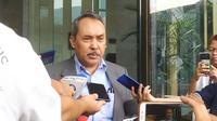 Anggota Dewas Pengawas KPK Syamsuddin Haris. (Ika Defianti/Liputan6.com)