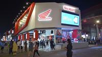 Booth Honda Jakarta Fair 2019
