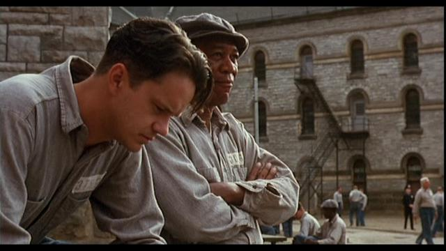 The Shawshank Redemption Persahabatan Mengharukan Dalam Penjara Showbiz Liputan6 Com