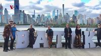 Keseruan Warga New York dan Diaspora Indonesia Rayakan Hari Batik. Sumberfoto :VOA