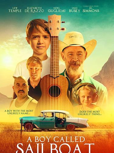 Poster film A Boy Called Sailboat. (Foto: Dok. IMDb/ Sailboat Production)