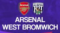 Premier League - Arsenal Vs West Bromwich Albion  (Bola.com/Adreanus Titus)