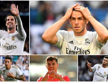 Zinedine Zidane, Real Madrid, Gareth Bale