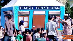 Citizen6, Bogor: Program ini bertujuan untuk menciptakan kondisi di masyarakat yang konstruktif dan persuasif, menggunakan taktik simpati baik langsung maupun melalui perantara media atau alat lainnya kepada masyarakat. (Pengirim: Tri Iswanto)
