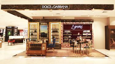 Mengintip Gerai Kecantikan Dolce & Gabbana Termewah se-Asia Tenggara, Lokasinya di Jakarta