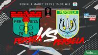 Jadwal Grup E Piala Presiden 2019, Persita Tangerang vs Persela Lamongan. (Bola.com/Dody Iryawan)