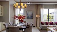 Desain interior rumah modern klasik karya Michael Lauw Studio. (dok. Arsitag.com)