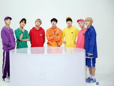 BTS merupakan grup Korea Selatan yang paling populer. Akan tetapi siapa yang menyangka jika popularitas dan kesuksesan yang luar biasa tak membuat mereka lupa diri. (Foto: Soompi.com)