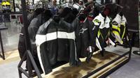 Ragam jaket riding. (Septian/Liputan6.com)
