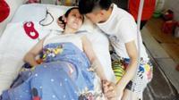 Setelah sadar dari koma, kekasihnya malah mengatakan sesuatu yang tidak terduga.