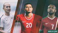Trivia - Bomber Ganas Timnas Indonesia di Piala AFF (Bola.com/Adreanus Titus)