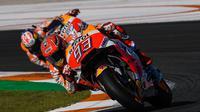Mantan bos Honda Racing Corporation (HRC), Livio Suppo, menilai MotoGP Jerez menjadi balapan terbaik Marc Marquez dan Dani Pedrosa di 2017. (dok. MotoGP)