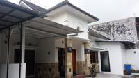 Homestay yang berlokasi di Desa Condongcatur, Kecamatan Depok, Sleman ini menjadi tempat kejadian perkara pesta seks. (Liputan6.com/ Switzy Sabandar)