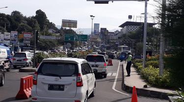 Lalu lintas di Bogor