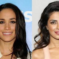 Meghan Markle dan Priyanka Chopra sama-sama mengungkapkan awal kedekatan mereka hingga akhirnyna menjadi sahabat (E!)