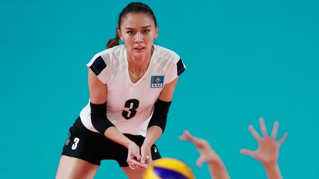 Deretan Atlet Cantik Kazakhstan di Asian Games 2018