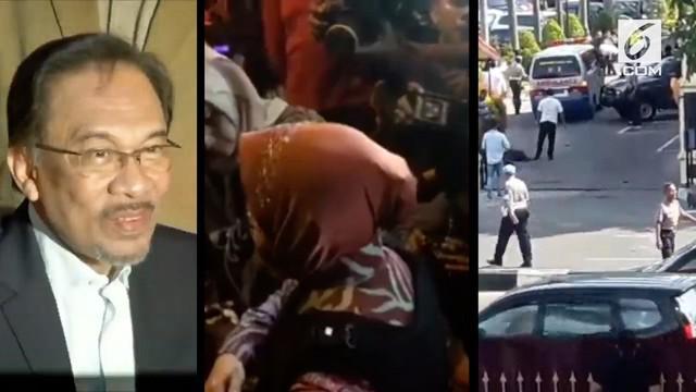 Video Hit kali ini hadir dengan berita teroris menyerang Mapolda Riau, Risma turun langsung gerebek polisi, dan pembebasan Anwar Ibrahin di Malaysia.
