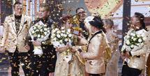 Joy Tobing Konser Kemenangan Golden Memories Asia 2019 (Muhammad Akrom Sukarya/© KapanLagi.com)