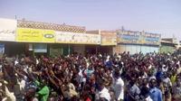 Kerusuhan kian meluas di Sudan akibat kenaikan harga bahan pokok yang tidak terkendali (AP Photo)