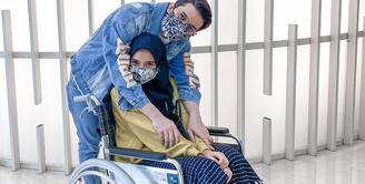 Irwansyah dan Zaskia Sungkar (Instagram/zaskiasungkar15)