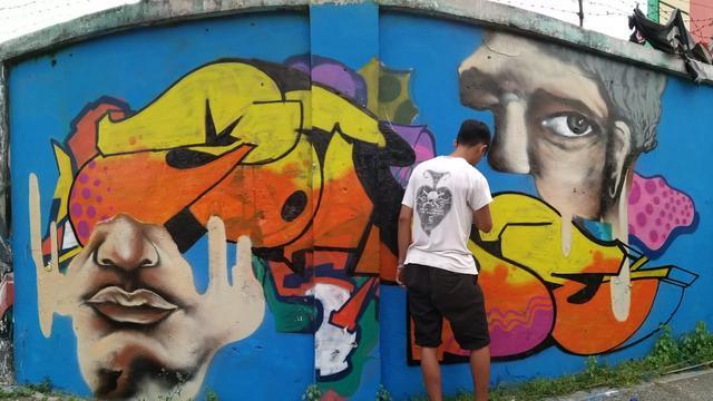 Download 94+ Gambar Grafiti Otak Paling Baru
