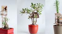 Ingin Punya Rumah Pohon? Mulailah dari Miniaturnya (sumber. Lostateminor.com)