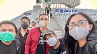 Rachel Vennya Terbang Langsung untuk Salurkan Donasi ke Korban Banjir dan Longsor di NTT. (instagram.com/rachelvennya)
