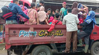 Temuan Relawan Kampung Indonesia di Lokasi Bencana Kabupaten Lebak