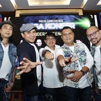 PADI Reborn umumkan album baru dan konser untuk para Sobat PADI. (Bambang E Ros/Fimela.com)