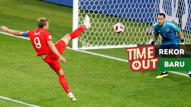 Berita video Time Out tentang rekor baru Harry Kane di Timnas Inggris yang tercipta di Piala Dunia 2018.