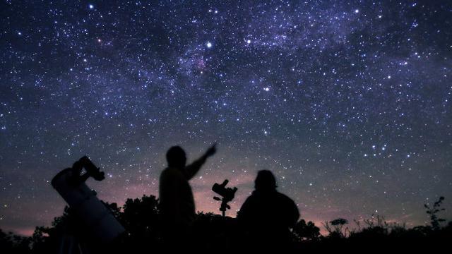Tanpa Teleskop, Mars, Venus, dan Jupiter Bisa Terlihat dari Bumi