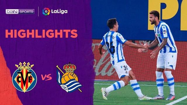 Berita video Santi Cazorla membuktikannya dirinya belum padam ketika mencetak gol dalam laga Villarreal melawan Real Sociedad, Selasa (14/7/2020) dini hari WIB.