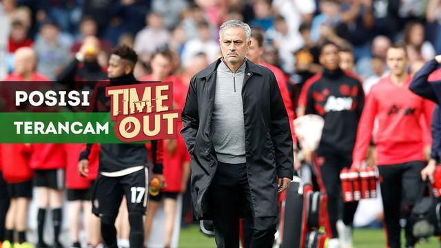 Berita video Time Out kali ini tentang manajer-manajer di Premier League yang posisinya terancam pada musim 2018-2019.