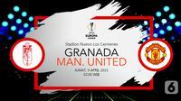 Granada vs MU (liputan6.com/Abdillah)