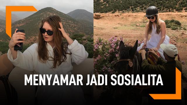 Menyamar Jadi Sosialita, Wanita Ini Terancam Dipenjara