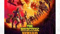 The Suicide Squad (Instagram/ jamesgunn)