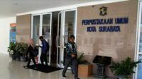 Perpustakaan Umum Kota Surabaya (Foto:Liputan6.com/Dian Kurniawan)
