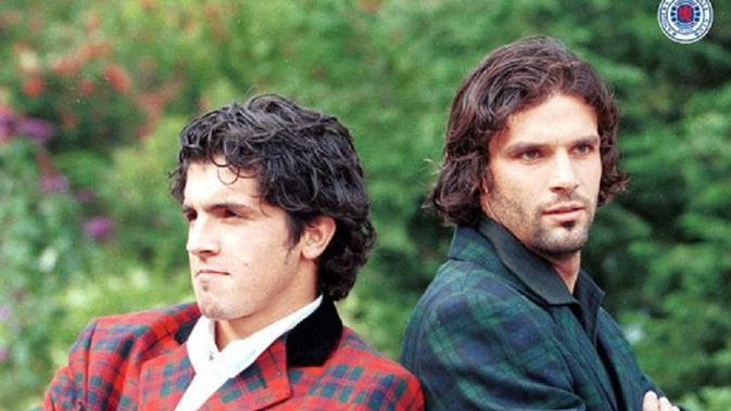 Gennaro Gattuso dan Marco Negri.