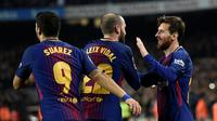 Barcelona vs Espanyol (AFP/Lluis Gene)