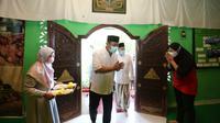 Wali Kota Semarang yang akrab disapa Hendi ziarah ke sejumlah makam alim ulama dan pendiri Semarang.