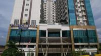 Delapan Hotel dipergunakan untuk pemondokan kafilah dari delapan Kabupaten/Kota peserta dan panitia Musabaqoh Tilawatil Quran (MTQ) XVI tingkat Provinsi Banten yang diadakan di Kota Tangerang, pada 25-29 Maret 2019.
