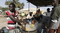 Pemberontakan Boko Haram melumpuhkan sektor pertanian dan perdagangan di bagian timur laut, Nigeria (Reuters)