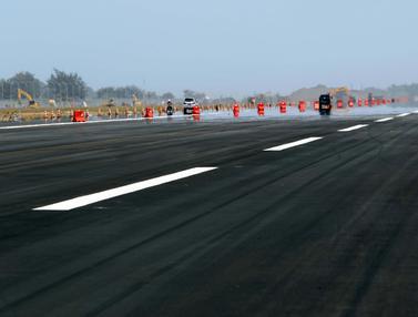 Melihat Kesiapan Landasan Pacu Bandara Internasional Yogyakarta