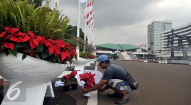 20160809-Perawatan Gedung DPR Jelang Pidato Presiden-Jakarta-Johan Tallo
