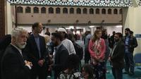 Buka puasa bersama rabi Yahudi dan umat Kristen saat Ramadan di London, (BBC Indonesia)