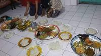 Ritual suru maca ala suku Bugis Makassar bertujuan bersihkan jiwa dan rohani jelang ramadan (Liputan6.com/ Eka Hakim)